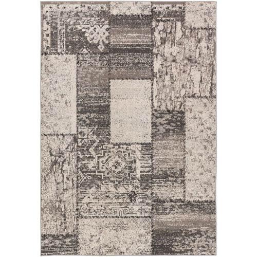 Artistic Weavers Roosevelt Brooks Gray Rectangular: 2 Ft. 2-Inch x 3 Ft. Rug