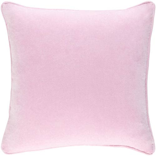 Artistic Weavers Safflower Ally Light Pink 18 x 18 In. Pillow with Down Fill
