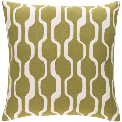 Artistic Weavers Trudy Vivienne 18-Inch Pillow Cover and Poly Insert