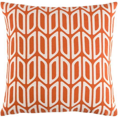 Trudy Nellie 18-Inch Pillow Cover and Poly Insert