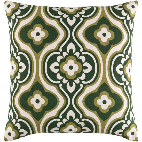 Artistic Weavers Trudy Blossom 18-Inch Pillow Cover