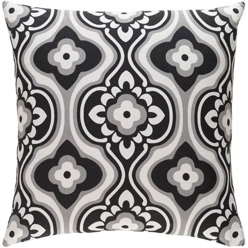Artistic Weavers Trudy Blossom 18-Inch Pillow Cover and Down Insert