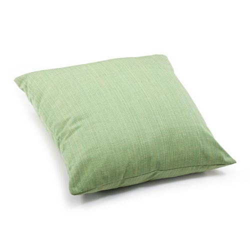 Zuo Modern Contemporary Parrot Lime Mix Thread Large Pillow