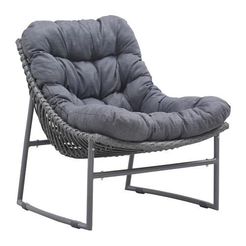 Ingonish Beach Grey Outdoor Chair