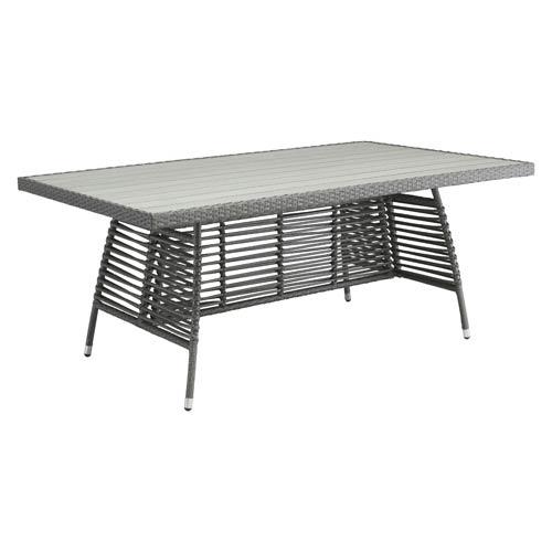 Sandbanks Grey Outdoor Dining Table