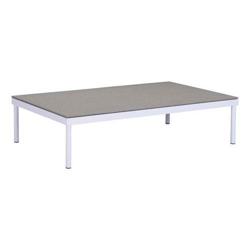 Maya Coffee Table.Zuo Modern Contemporary Maya Beach Coffee Table White And Granite