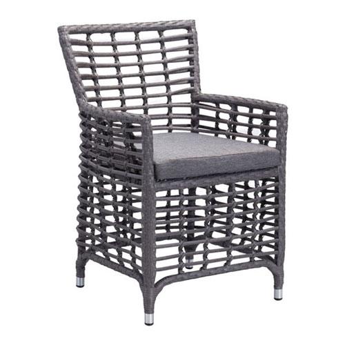 Sandbanks Dining Chair Gray (Set of 2)