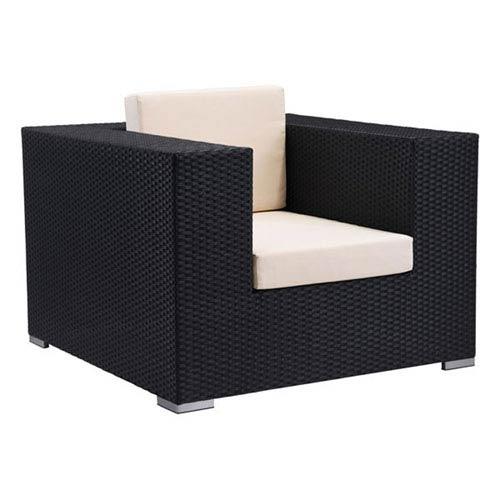 Zuo Modern Contemporary Cartagena Arm Chair Espresso