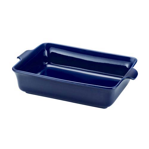 Vesta Stoneware, Blue 9-Inch x 13-Inch Rectangular Baker