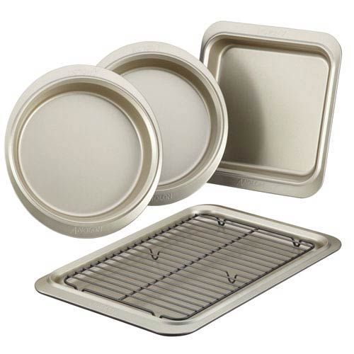 Nonstick Bakeware 5-Piece Bakeware Set