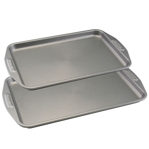 Nonstick Two-Piece Cookie Sheet Set
