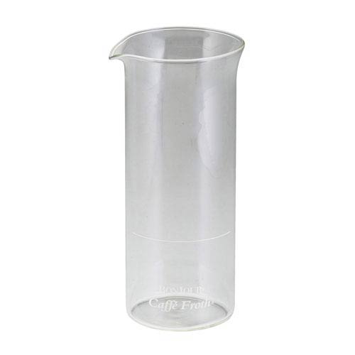 Coffee, 15-Ounce, Caffé Froth Replacement Frother Glass Carafe