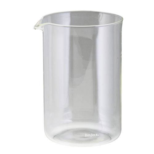 Bonjour Universal French Press 50.7-Ounce Replacement Glass Carafe