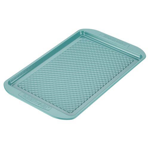 HybridNonstick Ceramic Aqua Baking Sheet and Cookie Pan