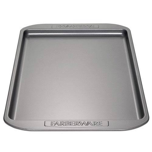 Nonstick Gray Bakeware 10-Inch x 15-Inch Cookie Pan