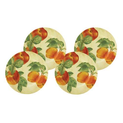 Georgias Bounty 4-Pack Salad Plates