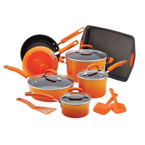 Orange 14-Piece Set