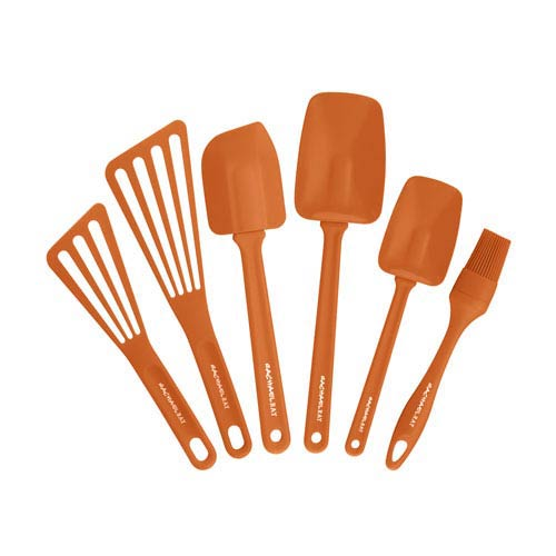Orange 6-Piece Tool Set