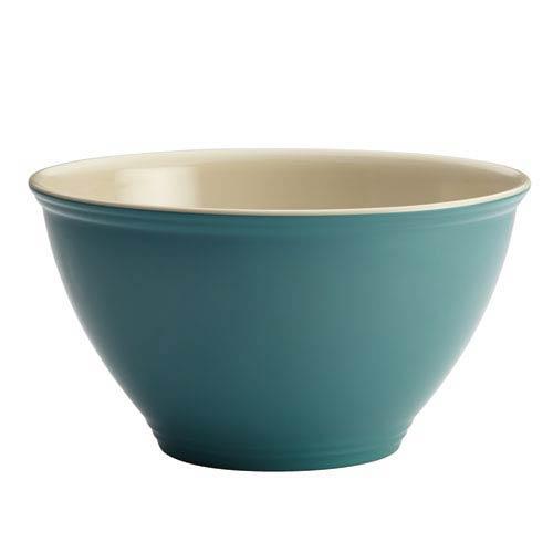 Cucina, Blue Garbage Bowl