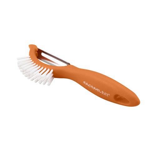 Orange Veg-A-Peel, 3-In-1 Tool