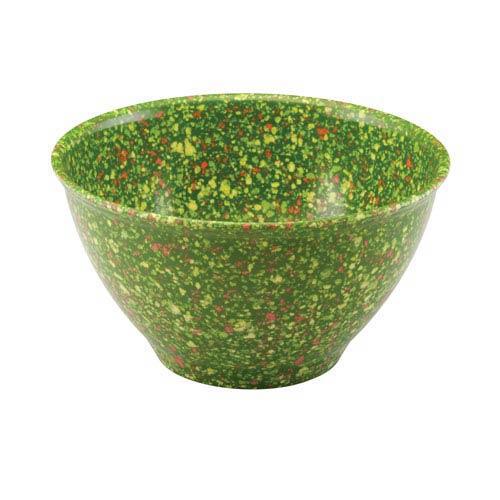 Green Garbage Bowl