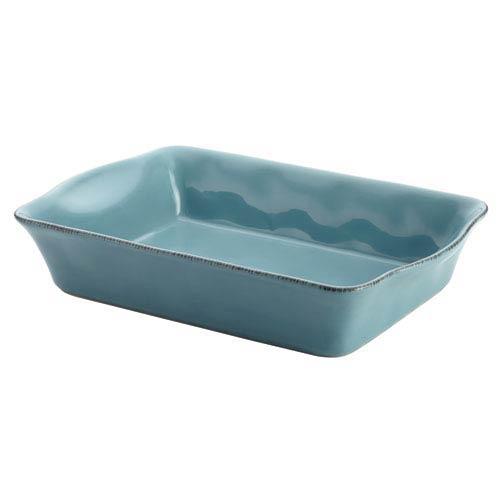 Rachael Ray Cucina, Blue 9-Inch x 13-Inch Rectangular Baker