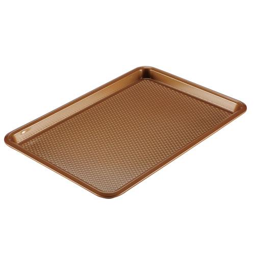 Copper Nonstick 11 x 17 In. Cookie Pan