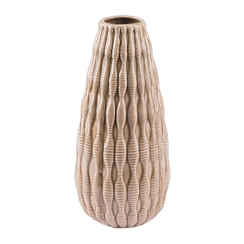 Marino Medium Vase Taupe