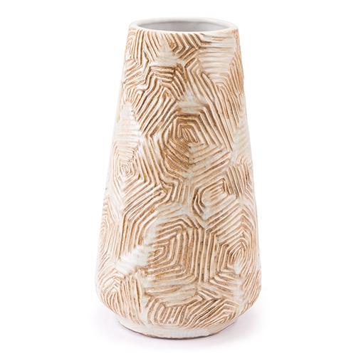 Beige Medium Vase Beige