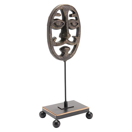Opera Mask Dark Bronze