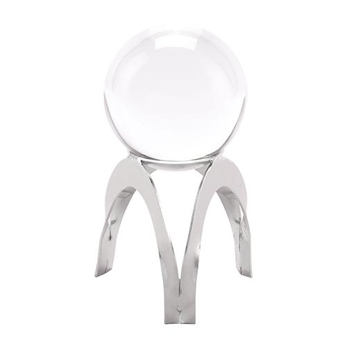 Silver Orb Small Silver