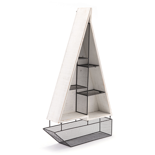 Zuo Modern Contemporary Boat Shelf White
