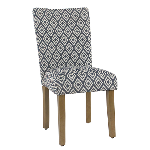 Indigo Parsons Dining Chair - Set of 2