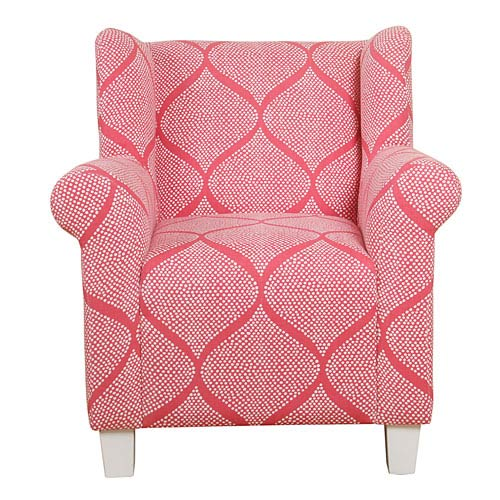 Kids Accent Chair - Strawberry