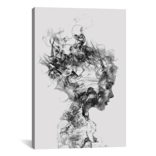 iCanvas Dissolve Me by Dániel Taylor: 26 x 40-Inch Canvas Print