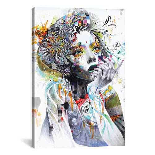 Circulation by Minjae Lee: 26 x 40-Inch Canvas Print