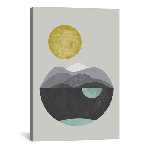 iCanvas Dune by Flatowl: 26 x 40-Inch Canvas Print
