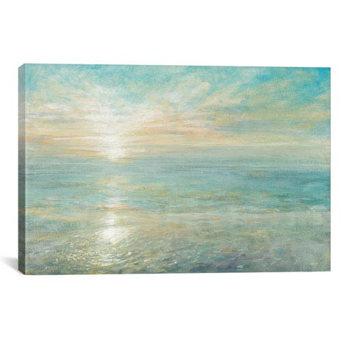 Sunrise by Danhui Nai: 40 x 26-Inch Canvas Print