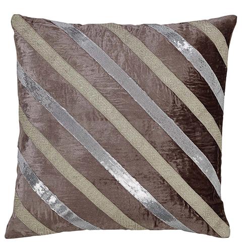 Allura Grey 18 In. Pillow