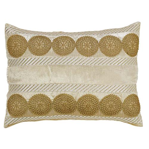 Memories Cream 14 x 18 In. Pillow