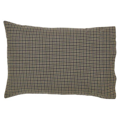 Vincent Navy 21 x 30-Inch Pillow Case, Set of Two