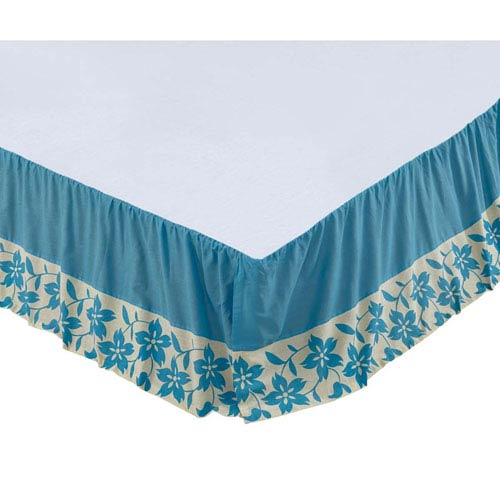 Briar Marzipan Twin Bed Skirt