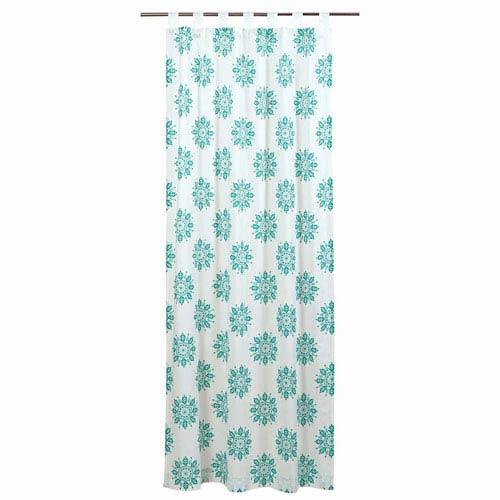 VHC Brands Mariposa Marshmallow 96 x 50-Inch Panel Set