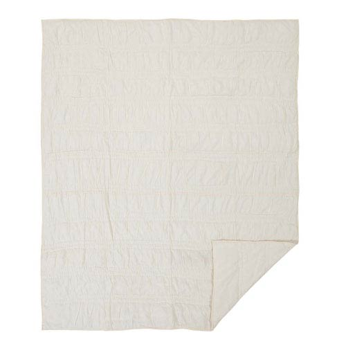 VHC Brands Natasha Pearl Twin Two-Piece Quilt Set