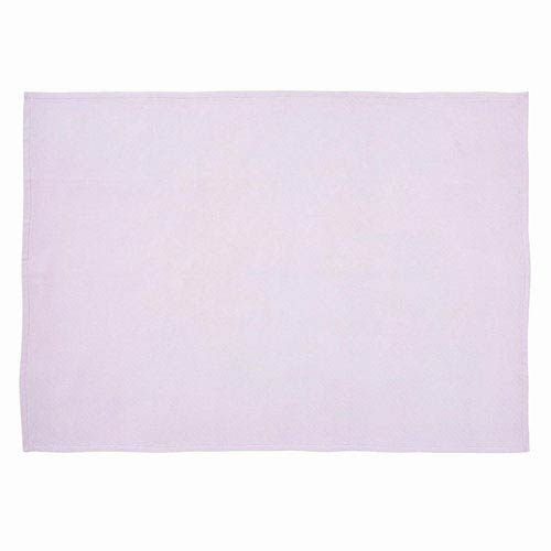 Lilac Baby Lilac 48 x 36-Inch Woven Throw