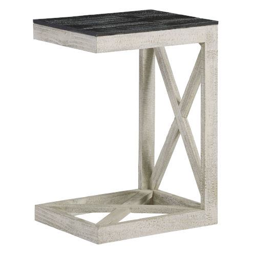 Jules Winter Bark 20-Inch C-Table