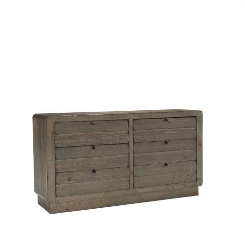 Bliss Mocha Drawer Dresser
