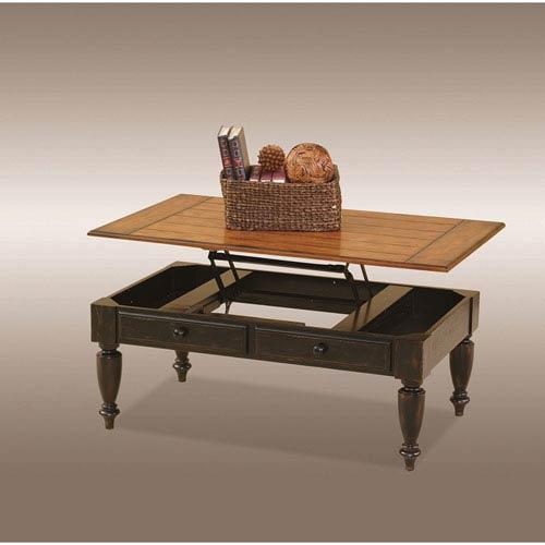 Progressive Furniture Country Vista Lift-Top Cocktail