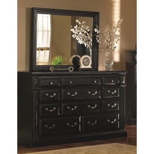 Torreon Drawer Dresser and Mirror