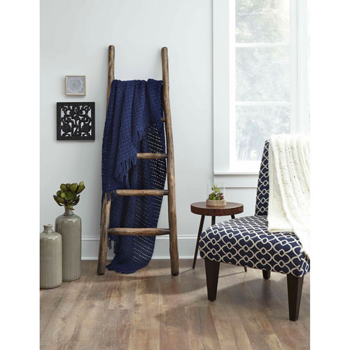 Millie French Roast Blanket Ladder